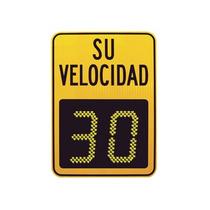 Radar Medidor De Velocidad En Color Amarillo