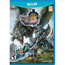 ..:: Monster Hunter 3 Ultimate ::.. Para Nintendo Wiiu