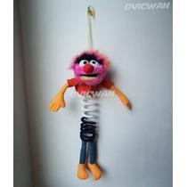 Peluche De Animal De Los Muppets Con Cuerpo De Resorte Mp44