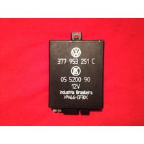 Modulo De Confort Alarma Y Vidrios Volkswagen 377953251c