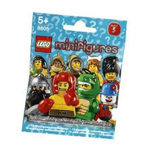 Lego 8805 Minifigure Serie 5 Gladiador !!!! Mmu