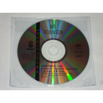 Mr Robinson - Te Extraño Cd Promo Melody