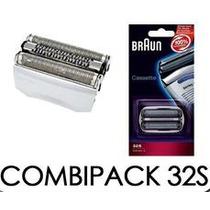 Refacción Para Rasuradora Braun Combipack Serie 3 370 Cc 340