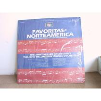 Lau 302 Vynil Favoritas De Norteamerica
