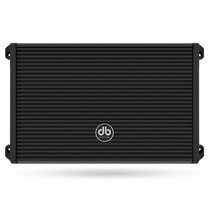 Amplificador Db Drive A6-1200.4 Series A6 Clase Ab 4 Canales