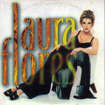 Cd Laura Flores Aunque Lloren Dos Corazones Mu Raro Fans