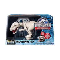 Zoomer Dino Indominux Rex / Dinosaurio Robot / Jurassic Park