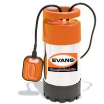 Bomba Sumergible Para Cisterna Evans 1hp Spm1me100
