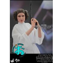 Princess Leia - Starwars Episodio 4 - Hot Toys -envio Gratis