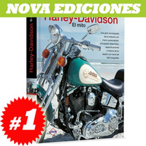 Libro Harley - Davidson El Mito. Nuevo Y Original