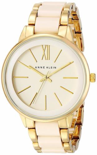 cd438755f3a5 Reloj Anne Klein Ak1412bmgb Dorado Beige Original Para Dama  en venta en  Morelia Michoacán por sólo   2249