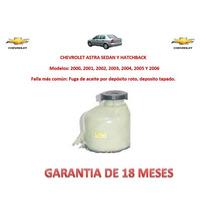 Deposito P/bomba Licuadora Direccion Hidraulica Chev Astra