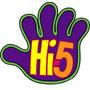 Kit Imprimible Hi5 Five Diseñá Tarjeta Cumples Invitacion #1