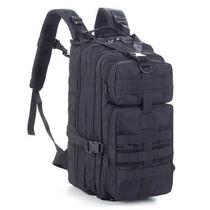 Mochila Tactica Tipo Militar Backpack Color Negro