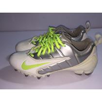 Zapato De Futbol 23.5 Mex Como Nuevo 99.9% De Vida Solo Suci