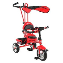 3 En 1 Triciclo & Learn To Ride Trike