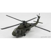 Helicoptero Uh-60 Black Hawk Army Escala 1:60