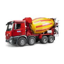 Juguetes Bruder Mb Arocs Cement Mixer Truck