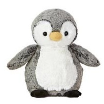 Pinguino Sweet & Softer Oso Peluche Aurora Importado