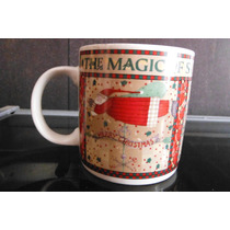 Taza Sakura Magic Of Santa By Debbie Mumm Navidad Christmas