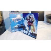 Volver Al Futuro Dvd Trilogía De Colección Carac Especiales