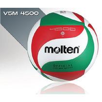 Balón Voleibol V5m4500 Profesional Escolar Molten Mdn