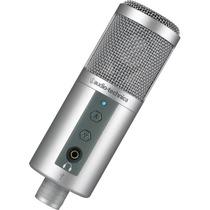 Audio Technica Atr2500 Microfono De Condensador Usb Estudio