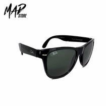 Lentes Gafas Sol Ray Ban Folding Wayfarer 4105 Envio Gratis