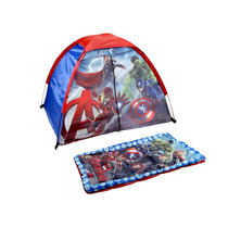 Disney Avengers Casita Kit Bolsa Para Dormir O Campar