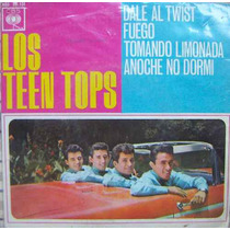 Rock Mexicano, Los Teen Tops, Ep 7´, Hecho En España