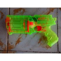 Pistola Nerf Maverick Rev 6 Sonic Green