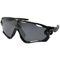Oakley Jawbreaker Polished Black Iridium Polarized Oo929007