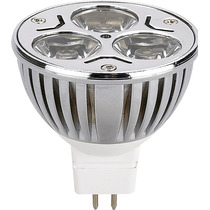 Lampara Foco Tipo Spot Mr16 Led 3w 127 Volts