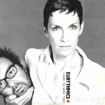 Cd Eurythmics I Saved The World Today Excelente Fans Raro