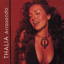 Cd Thalia Arrasando Picture Disc Excelente De Coleccion Fans