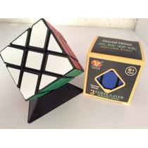 Cubo Rubik Yj Fisher Square King (base De Regalo)