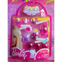 Barbie Squinkies Figuras Miniatura Serie 6