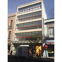 Se Renta Edificio Ofnas Con Local Comercial Y Hermosa Terraz