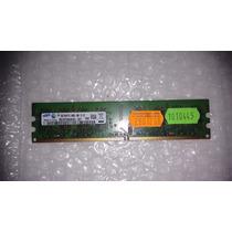 Memoria Ram Ddr2 1gb A 800mhz/667mhz Pc Remate Excelente