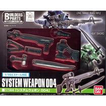 Set De Armas Para Gundam 1 Escala 1/144