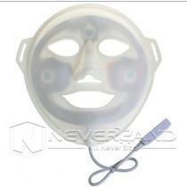 Mascarilla Facial Con Luz Para Terapia Contra Acné