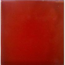 Azulejos Talavera Lisos Rojo Y Naranja
