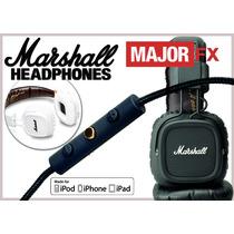 Audifonos Marshall Major Fx Sonido Aun Mejor Bajos Poderosos