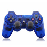 2 Controles Ps3 Inalambrico Bluetooth Dualshock C/cab