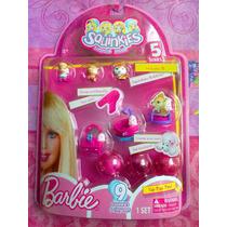 Barbie Squinkies Figuras Miniatura Serie 5