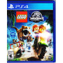 Lego Jurassic World Mundo Jurasico Playstation 4 Ps4