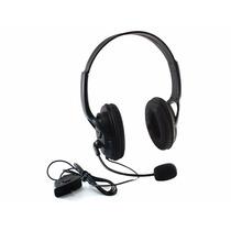 Audifonos Diadema 360 Manos Libres Microfono Flexible