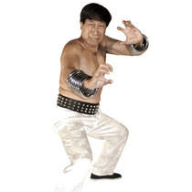 Kung Fu 2 Aros Acero Ring Funcional Tai Chi Wushu Wing Chun