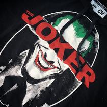 Hoodie El Guason Dc Comics Mascara De Latex Original