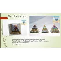Pirámide De Orgonita Egipcia O Pirámide Puta Plana